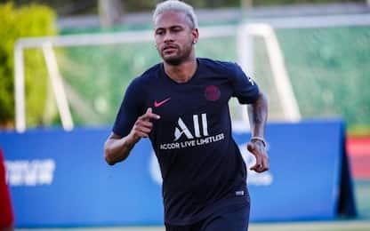 Neymar salta l'Inter, infortunio o calciomercato?