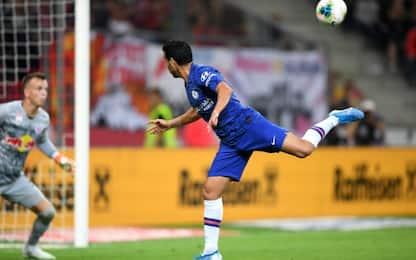 Pedro come Zola, gol capolavoro col tacco. VIDEO