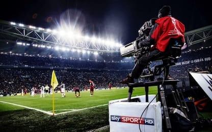 I 16 big match della Serie A su Sky Sport