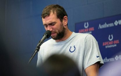 NFL sotto shock: Andrew Luck si ritira a 29 anni