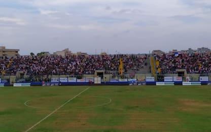 1-0 a Marsala, buona la prima in D per il Palermo