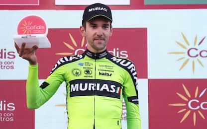Vuelta, 11^ tappa a Iturria. Roglic resta in rosso