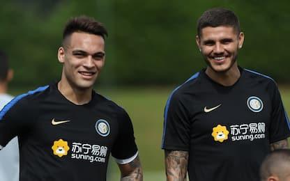 """Lautaro: """"Icardi voleva rimanere all'Inter"""""""