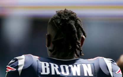 La pazza estate di Antonio Brown