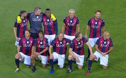 Bologna-Real Legends su Sky Sport Uno