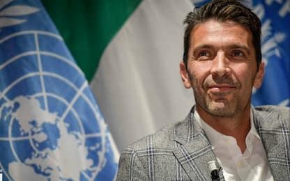 "Buffon: ""Inter rivale numero 1, entusiasmo Sarri"""
