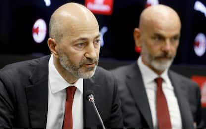 """Gazidis: """"Abbiamo salvato il Milan dalla Serie D"""""""
