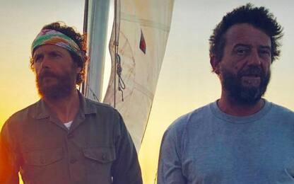 Jovanotti-Soldini, avventura insieme in alto mare