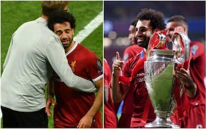 Salah, il segreto della vittoria in una foto