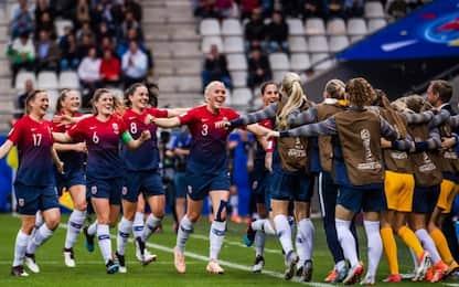 La Norvegia senza problemi, Nigeria schiantata 3-0