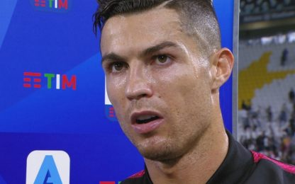 """CR7: """"Il gesto di Madrid? La gente parla troppo"""""""