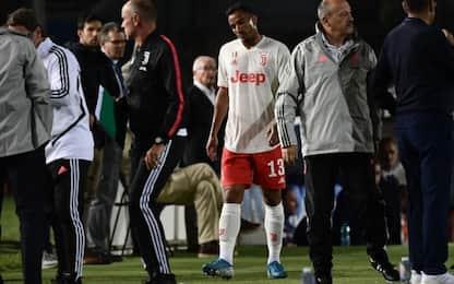 Danilo, lesione muscolare: torna dopo la sosta