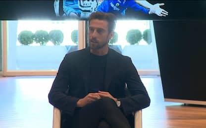 """Marchisio: """"Lascio il calcio. Ho vissuto un sogno"""""""