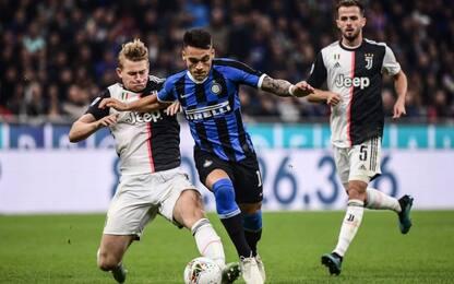 Inter-Juve, ascolti record: match più visto su Sky