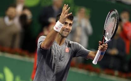 Nole trionfa a Doha, battuto Murray in finale