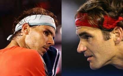 Federer-Nadal, la diretta web su skysport.it