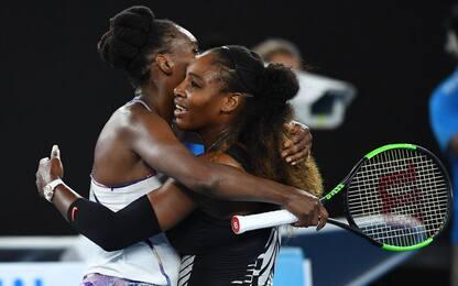 Aus Open, finale di famiglia: Serena batte Venus