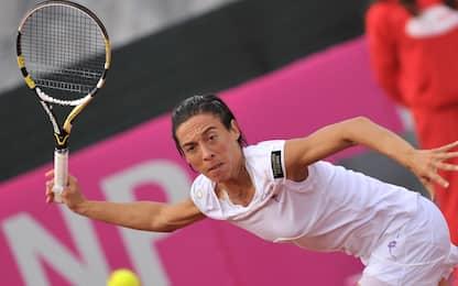 Fed Cup, Errani-Schiavone ko: trionfo Slovacchia