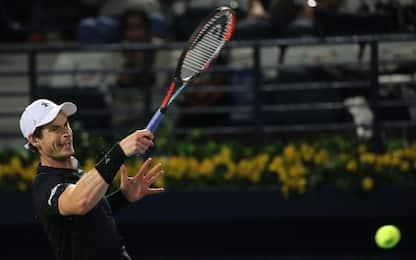 Murray, è suo il tie-break più lungo del mondo
