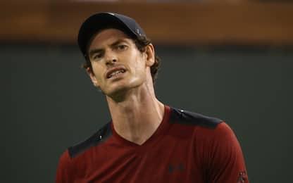 Indian Wells, Murray eliminato da Pospisil
