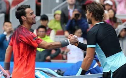 Miami, Fognini-Nadal: l'orario della semifinale