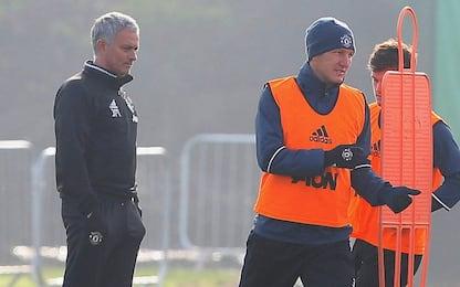 """Mourinho, scuse a Schweini: """"Con lui ho sbagliato"""""""