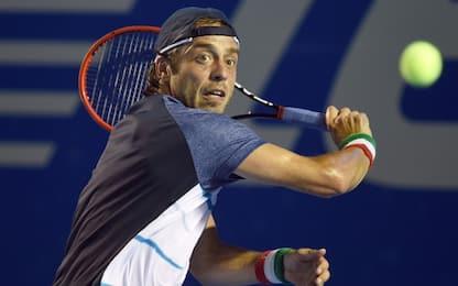 ATP Marrakech, Lorenzi batte il rinato Quinzi