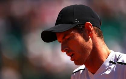 Montecarlo 2017, Andy Murray eliminato