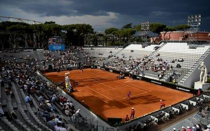 Masters 1000 Roma, tutti i risultati in diretta