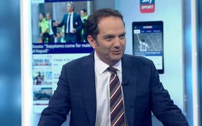 """Marani: """"Roma il laboratorio del calcio italiano"""""""