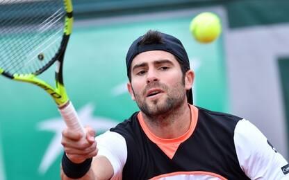 Roland Garros, nelle qualificazioni bene Bolelli