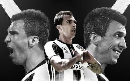 Juventus, Mandzukic rinnova fino al 2020