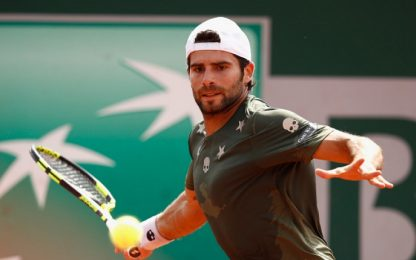 Roland Garros, vincono quattro italiani su quattro