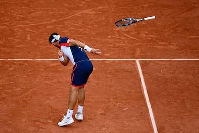 Roland Garros, Wawrinka stende Fognini. Murray ok