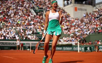 Roland Garros, out Muguruza e Venus Williams