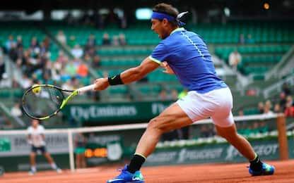 Roland Garros, è Nadal il primo semifinalista