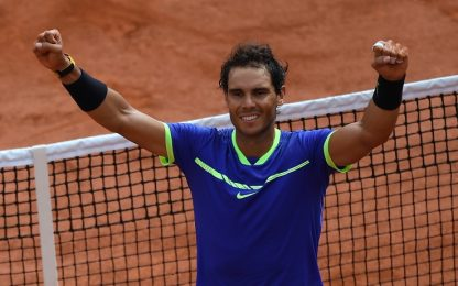 Ranking Atp, Nadal torna in 2^ posizione