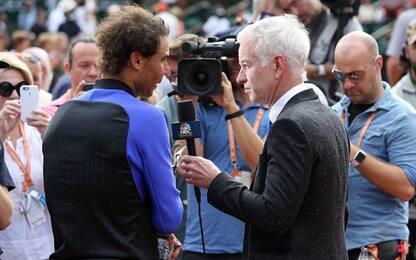 """McEnroe contro Murray: """"I quattro grandi sono tre"""""""
