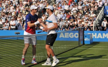 Queens, eliminati Murray, Wawrinka e Raonic!
