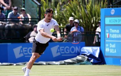 Wimbledon, Fabbiano e Cecchinato in tabellone