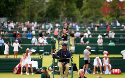 Wimbledon, qualificazioni: risultati primo turno