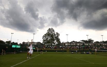 Wimbledon, la pioggia ferma le qualificazioni