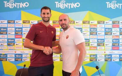 """Monchi: """"Non parte più nessuno, aspetto Totti"""""""