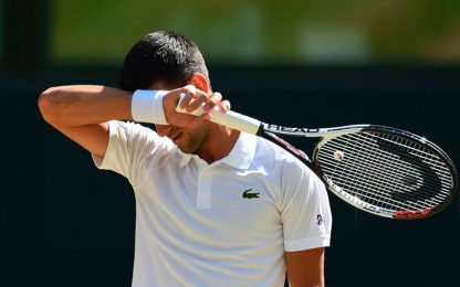 Roger batte Raonic: è semifinale. Nole si ritira