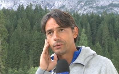 """Inzaghi: """"Bonucci-Milan? Non me l'aspettavo"""""""