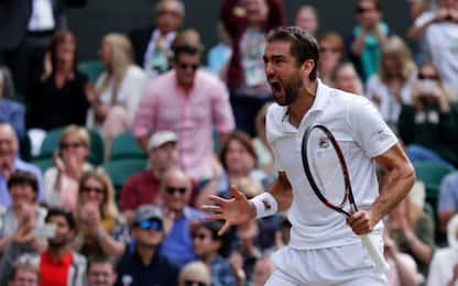 Cilic e la sfida contro i due Federer
