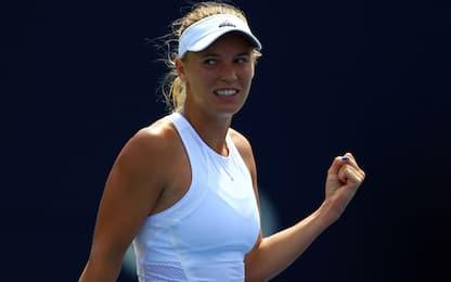 Wta Toronto, la finale sarà Wozniacki-Svitolina