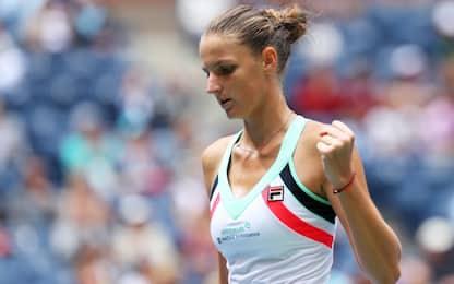 US Open, Pliskova e Keys vanno ai quarti di finale