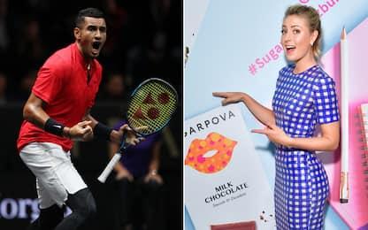 Sharapova e Kyrgios, solidarietà per Porto Rico