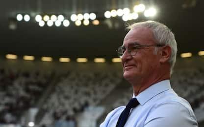 """Ranieri: """"Italia? Se chiamano. Balo merita chance"""""""